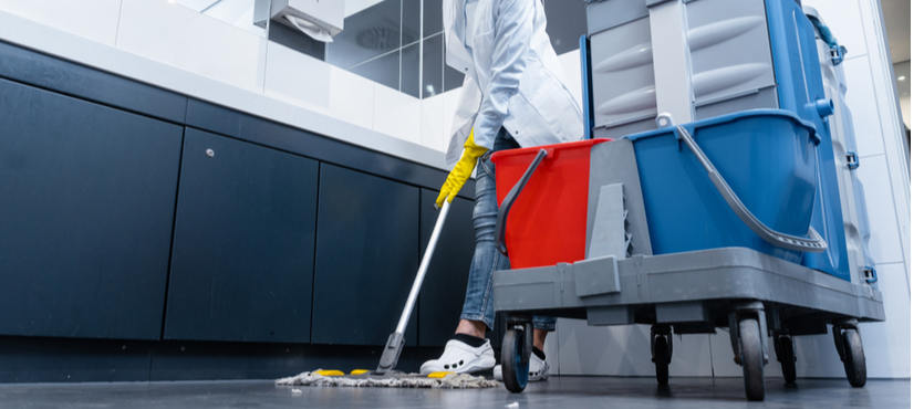 Commercial Cleaning Trends 2020