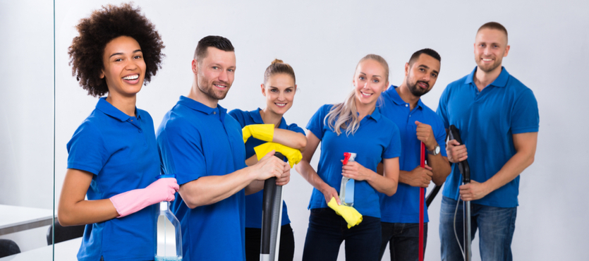 Hiring a Commercial Cleaning Team with the Skills Your Company Needs