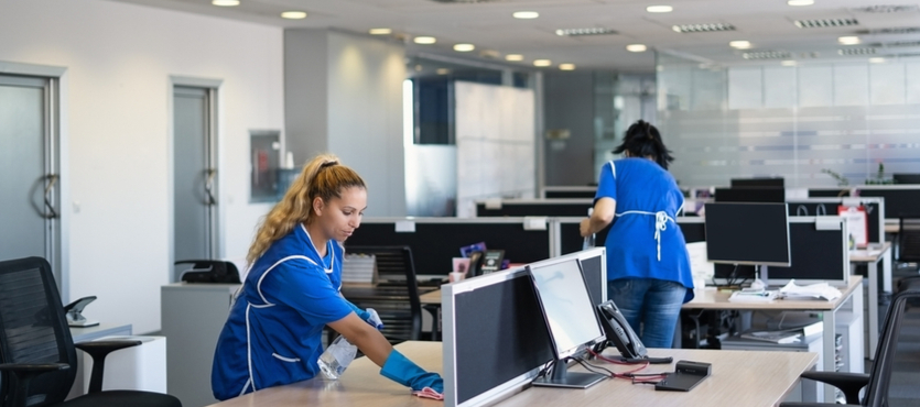 The Cleaning- Customer Service Connection