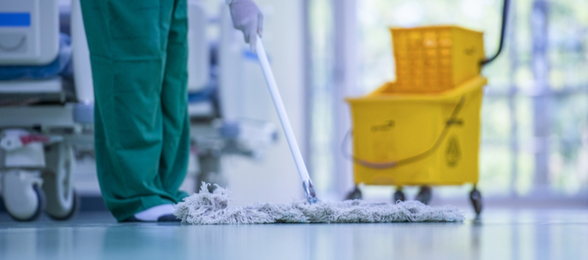 Cleaning for Healthcare Facilities