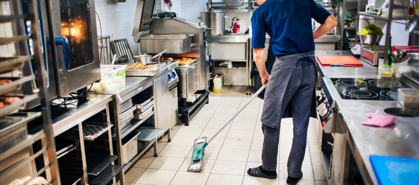 The Best Practices for Restaurant Cleaning