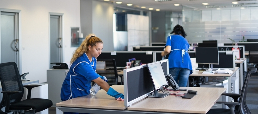 The Benefits of Professional Office Cleaning Services