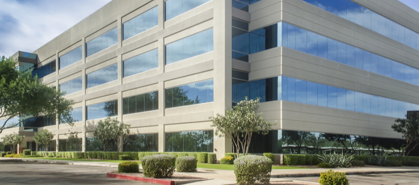 How to Improve the Appearance of Your Commercial Building